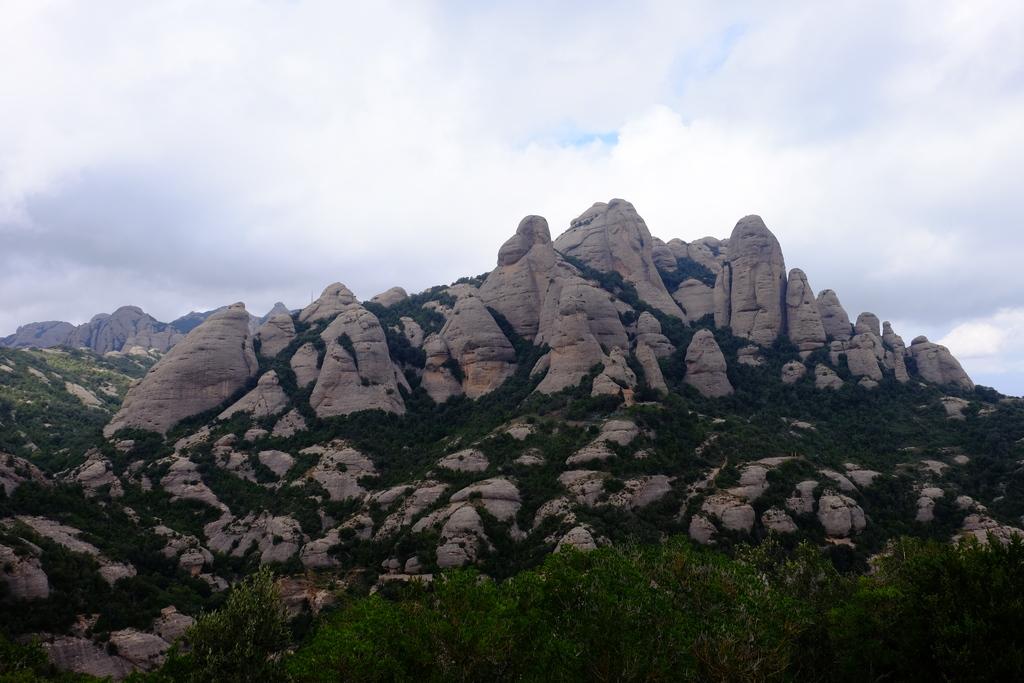 Peaks of Montserrat